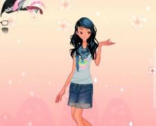 Игра Одевалка всё для модницы онлайн