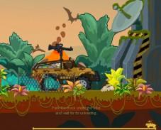 Игра Охотник за динозаврами онлайн