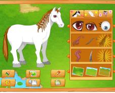 Игра Парк для пони онлайн