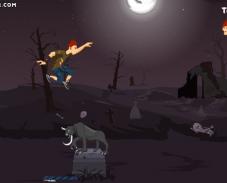 Игра Поцелуи зомби онлайн