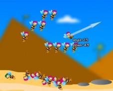 Игра Пчелиная атака онлайн
