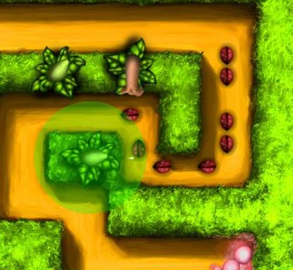 Игра Растения против насекомых онлайн
