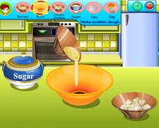Игра Сахарное печенье онлайн