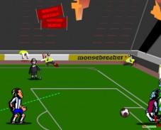 Игра Смертельный пенальти онлайн