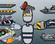Игра Собери робота онлайн