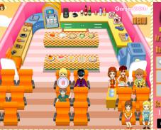 Игра Стюардесса онлайн