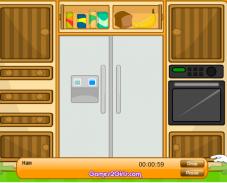 Игра Супер ужин онлайн