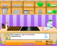 Игра Супер ужин 4 онлайн