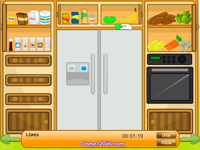 Игра Супер ужин 7 онлайн