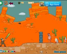 Игра Терминатор зомби онлайн