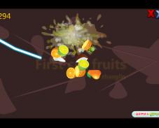 Игра Фруктовый ниндзя онлайн