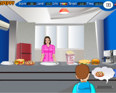 Игра Школьная столовая онлайн