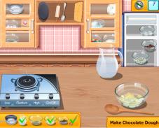 Игра Шоколадная пицца онлайн