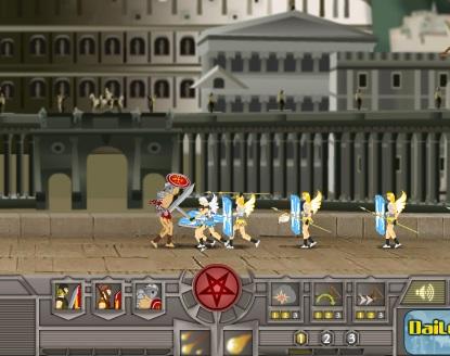 Игра Антихрист онлайн
