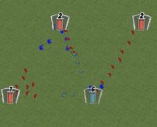 Игра Армия зомби онлайн
