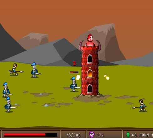 Игра Башня смерти онлайн