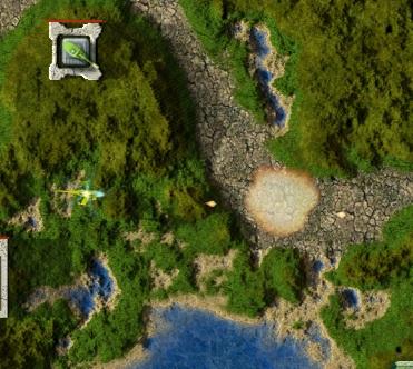 Игра Военный вертолёт онлайн