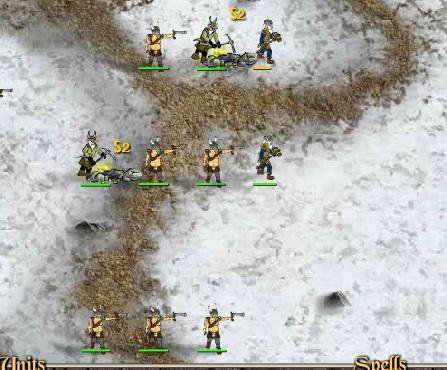 Игра Война гномов онлайн