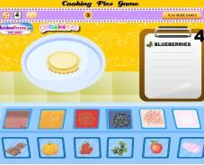 Игра Готовим пироги онлайн