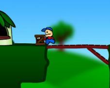 Игра Грузовой мост онлайн