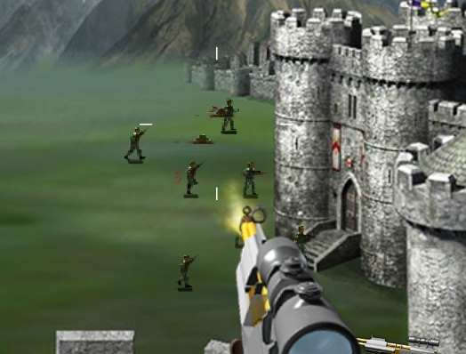 Игра Древний замок онлайн