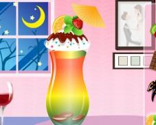 Игра Коктейль с мороженым онлайн