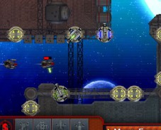 Игра Космическая база онлайн