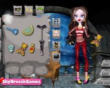 Игра Кукла из монстров онлайн