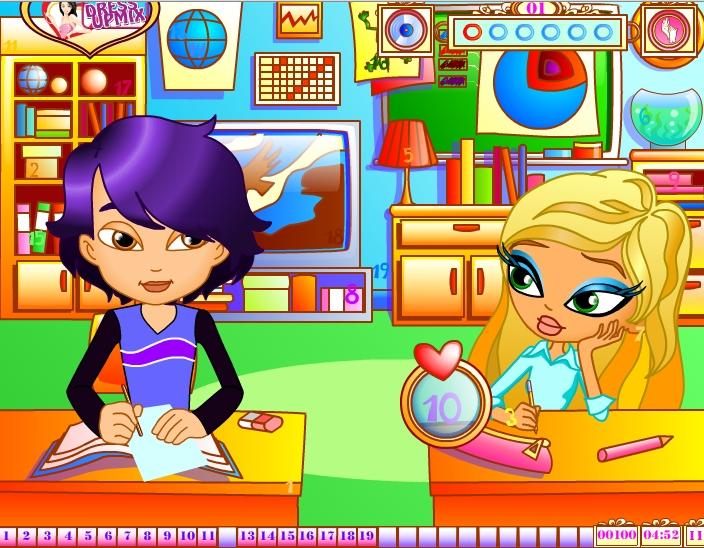 Игра Любовная история онлайн