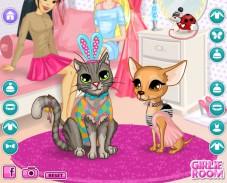 Игра Маленькие друзья онлайн