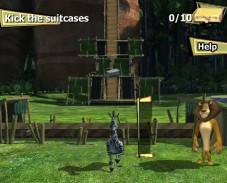 Игра Марти Мадагаскар онлайн