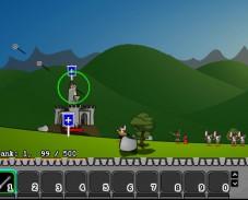 Игра Оборона крепости онлайн