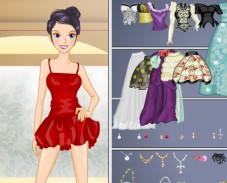 Игра Одевалка мой гардероб онлайн