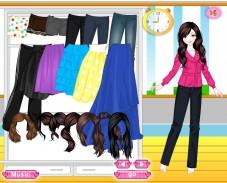 Игра Одевалка на свидание онлайн