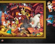 Игра Пазлы с Микки Маусом онлайн