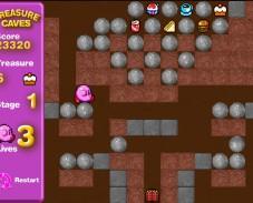 Игра Пещера сокровищ онлайн