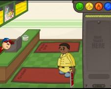 Игра Пиццерия папы онлайн