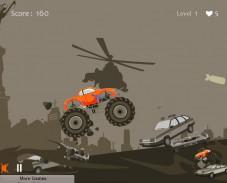 Игра Побег на Монстре онлайн