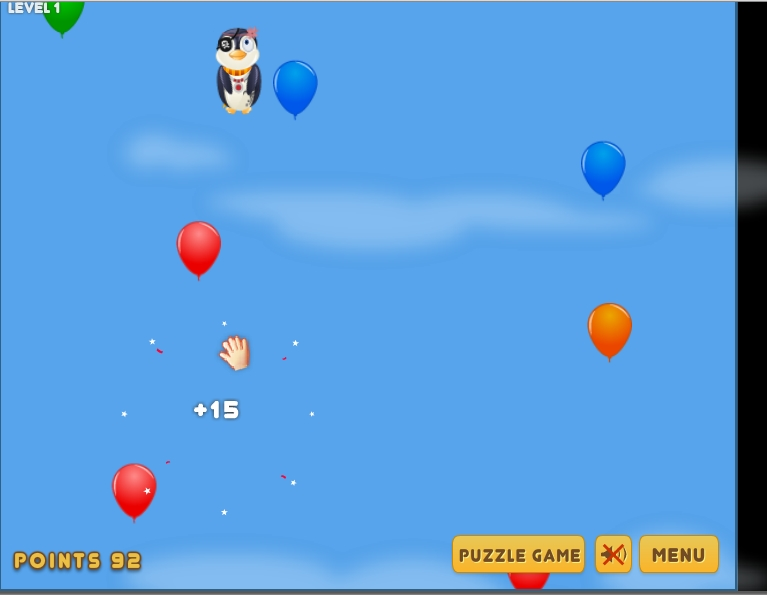 Игра Путешествие пингвина онлайн