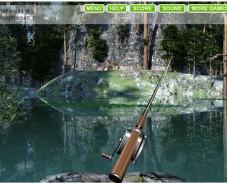 Игра Рыбалка на озере 2 онлайн