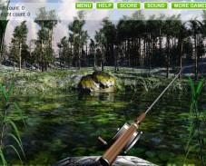 Игра Рыбалка на озере 3 онлайн