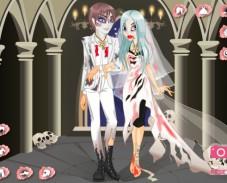 Игра Свадьба монстров онлайн