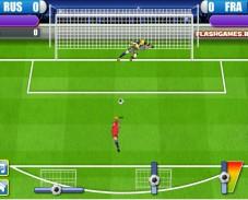 Игра Серия пенальти онлайн