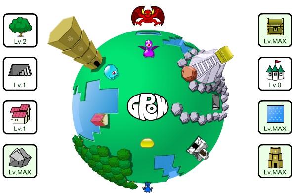Игра Создай свой мир онлайн