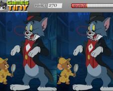 Игра Том и Джерри найди отличия онлайн
