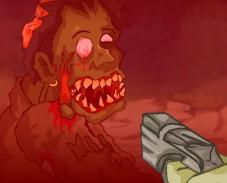 Игра Уничтожаем зомби онлайн