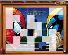 Игра Человек Паук и Росомаха онлайн