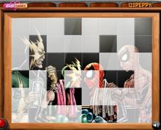 Игра Человек Паук и Электро онлайн