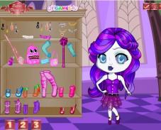 Игра Юная модница онлайн