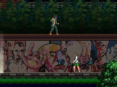 Игра Японские драки онлайн